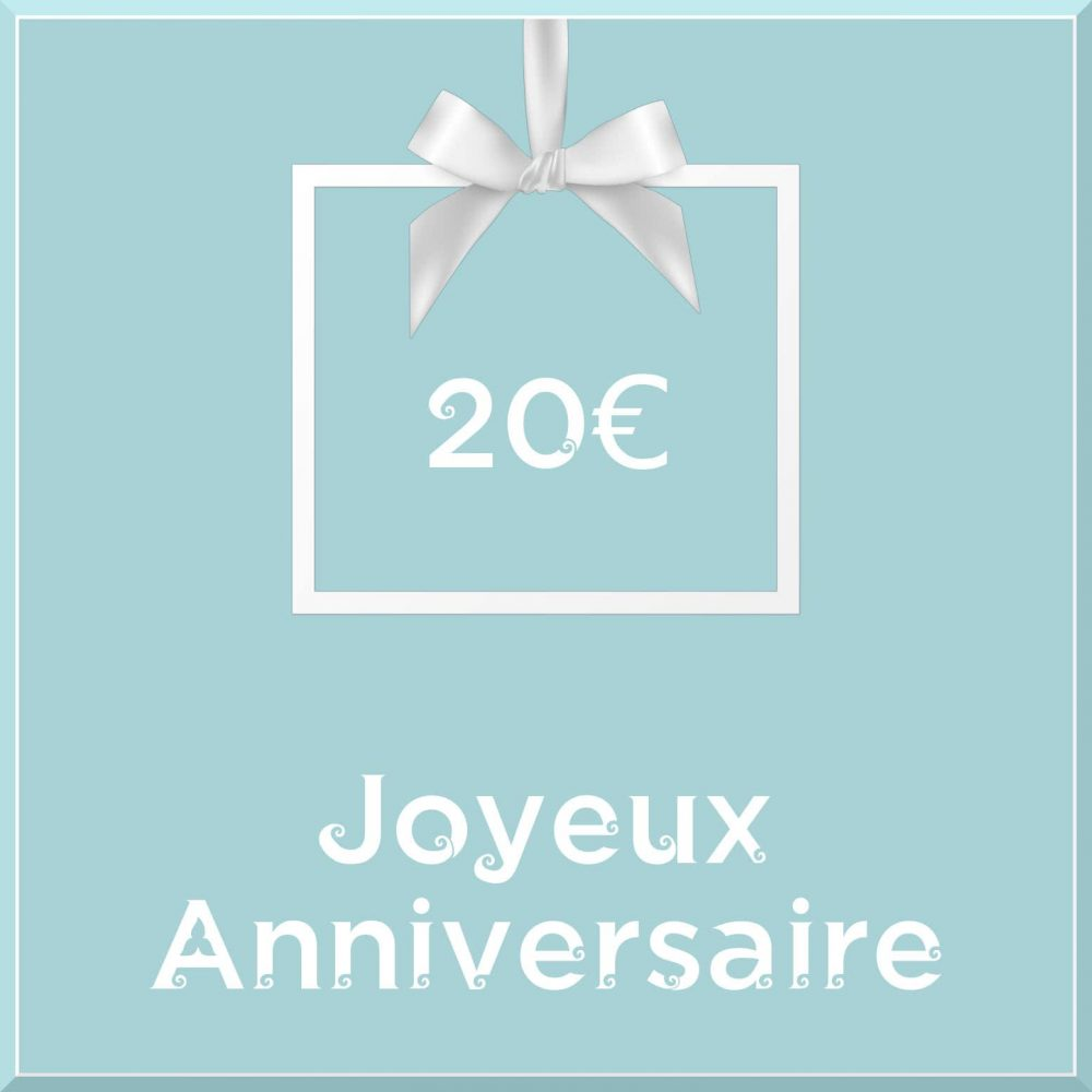 carte cadeau vegan joyeux anniversaire 20 precious life. Black Bedroom Furniture Sets. Home Design Ideas