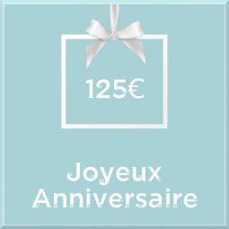 """Carte Cadeau """"Joyeux Anniversaire"""""""