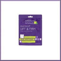 Masque wrap Liftant & Raffermissant 18ml - Andalou Naturals