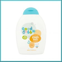 "Bain moussant ""Petit Mûrier"" 400ml - Good Bubble"