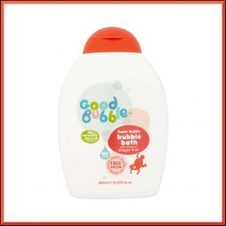 "Bain moussant ""Pitaya"" 400ml - Good Bubble"