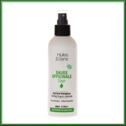 Pur hydrolat de sauge officinale bio 200ml