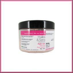 Argile rose 200gr - Huiles & Sens