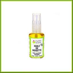 Pure huile de noisette bio
