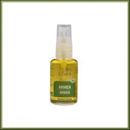 Macérat huileux d'arnica 30ml - Huiles & Sens