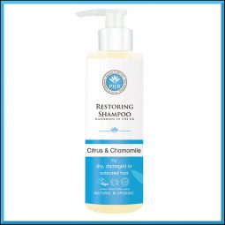 """Shampoing réparateur """" Agrumes & Camomille"""" 250ml - PHB Ethical Beauty"""