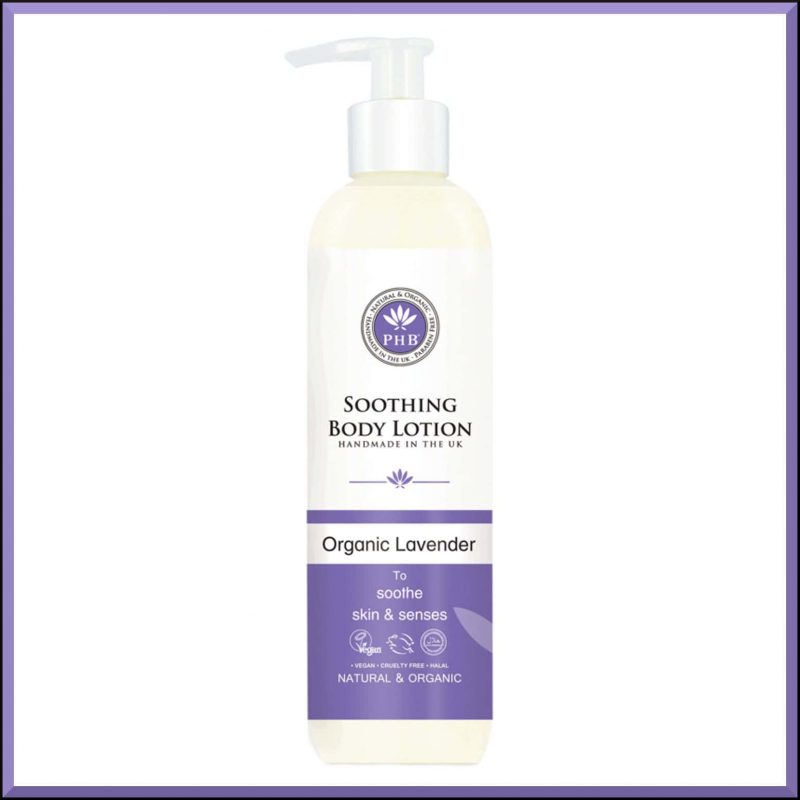 """Lotion corps """"Lavande"""" 250ml - PHB Ethical Beauty"""