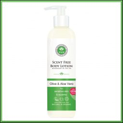 "Lotion corps ""Olive & Aloe vera"" 250ml - PHB Ethical Beauty"