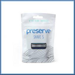Lot lames de rasoir - Preserve