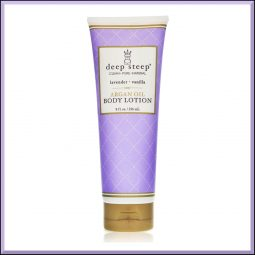 "Lotion hydratante corps ""Lavande & Vanille"" 236ml - Deep Steep"