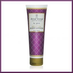 "Lotion hydratante corps ""Figue & Abricot"" 236ml - Deep Steep"