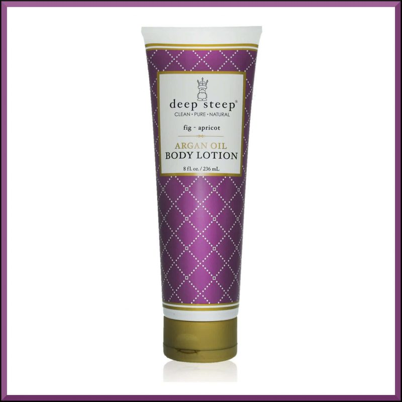 """Lotion hydratante corps """"Figue & Abricot"""" 236ml - Deep Steep"""