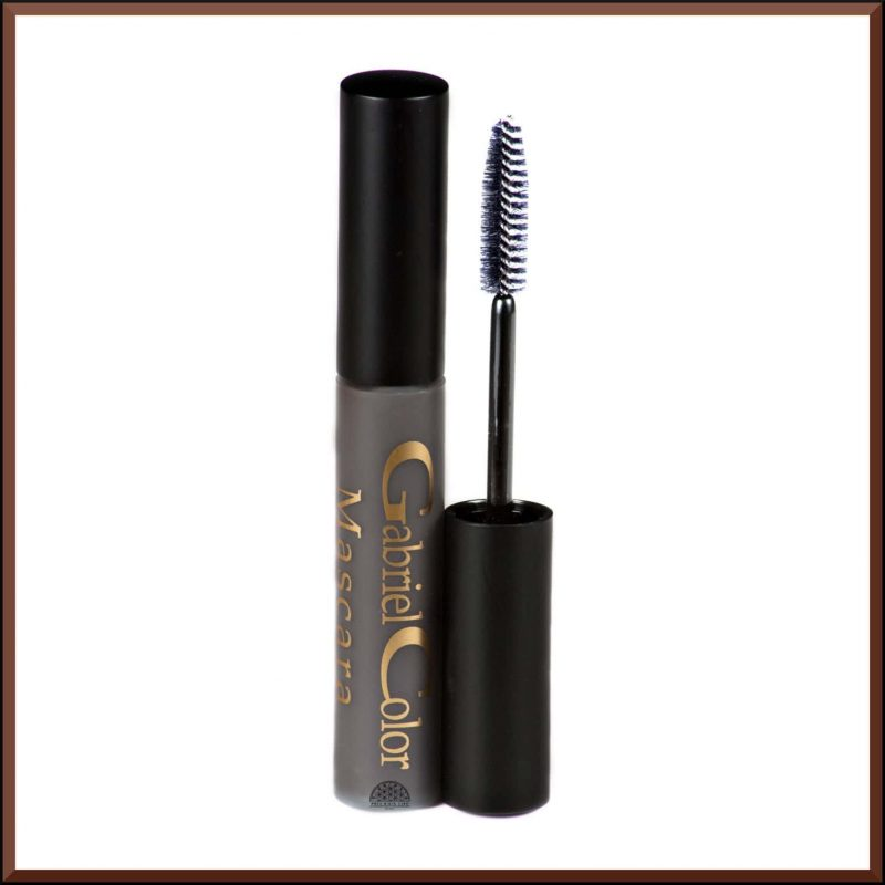 "Mascara brun ""Black Brown"" 7.5ml - Gabriel Color"