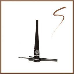 "Eyeliner liquide chocolat ""Taureg"" 4ml - Zuzu Luxe"