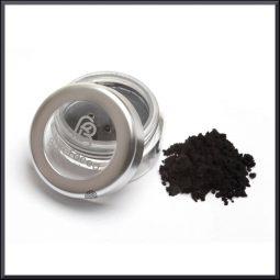 """Ombre à paupières minérale """"Black Slate"""" 1.5gr - Barefaced Beauty"""