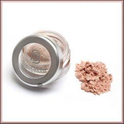 """Ombre à paupières minérale """"Rose Quartz"""" 1.5gr - Barefaced Beauty"""