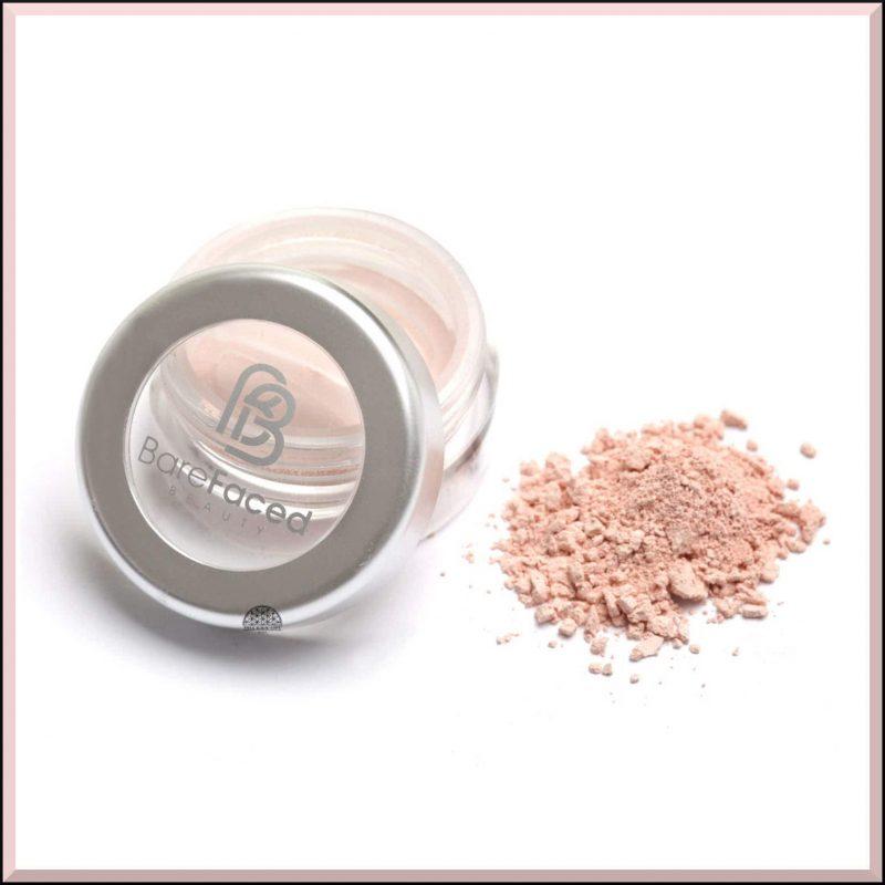"""Ombre à paupières minérale """"Seashell"""" 1.5gr - Barefaced Beauty"""