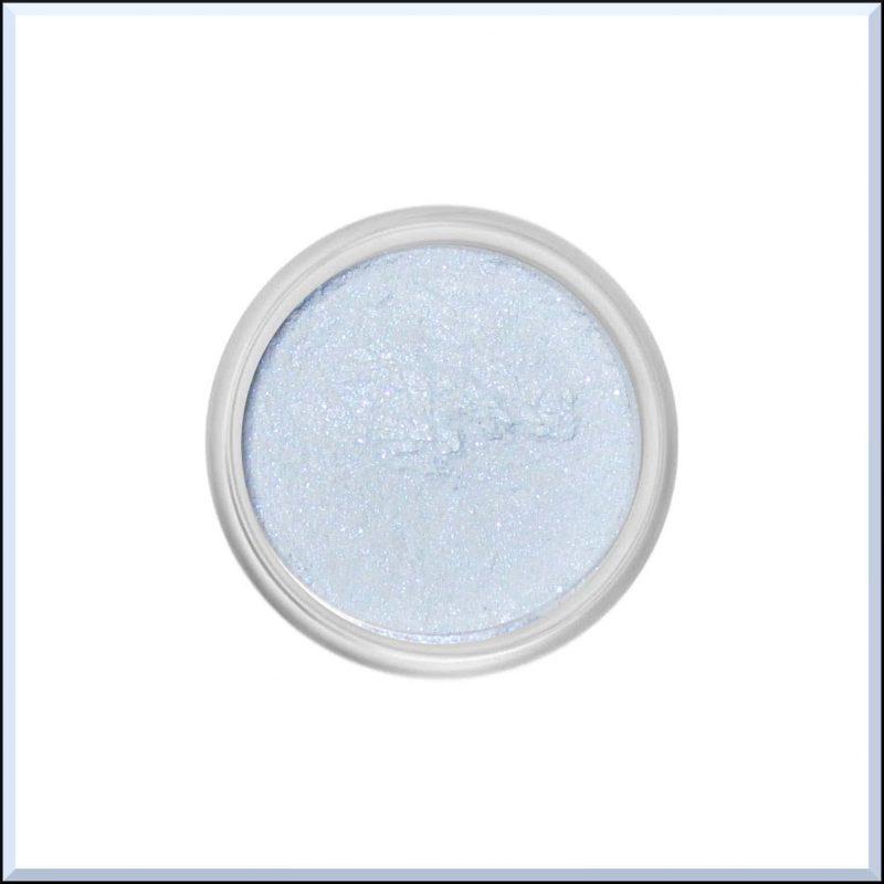 """Ombre à paupières minérale """"Butterfly Blue"""" 3.75ml - Silk Naturals"""