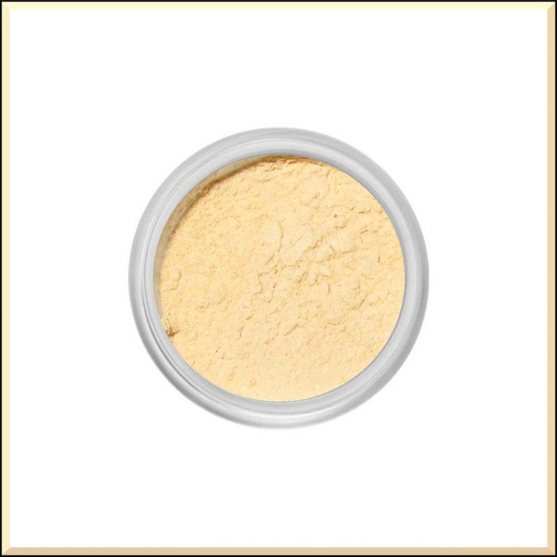 """Ombre à paupières minérale """"Buttercup"""" 3.75ml - Silk Naturals"""