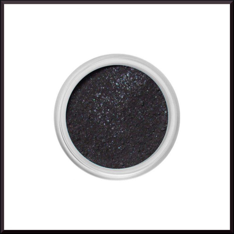 """Ombre à paupières minérale """"Darkside"""" 3.75ml - Silk Naturals"""