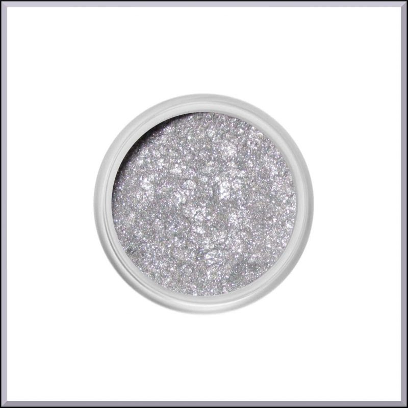 """Ombre à paupières minérale """"Sterling"""" 3.75ml - Silk Naturals"""