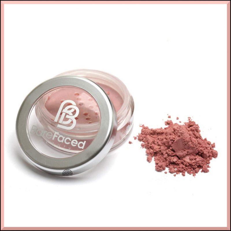 "Blush minéral ""Freya"" 4gr - Barefaced Beauty"