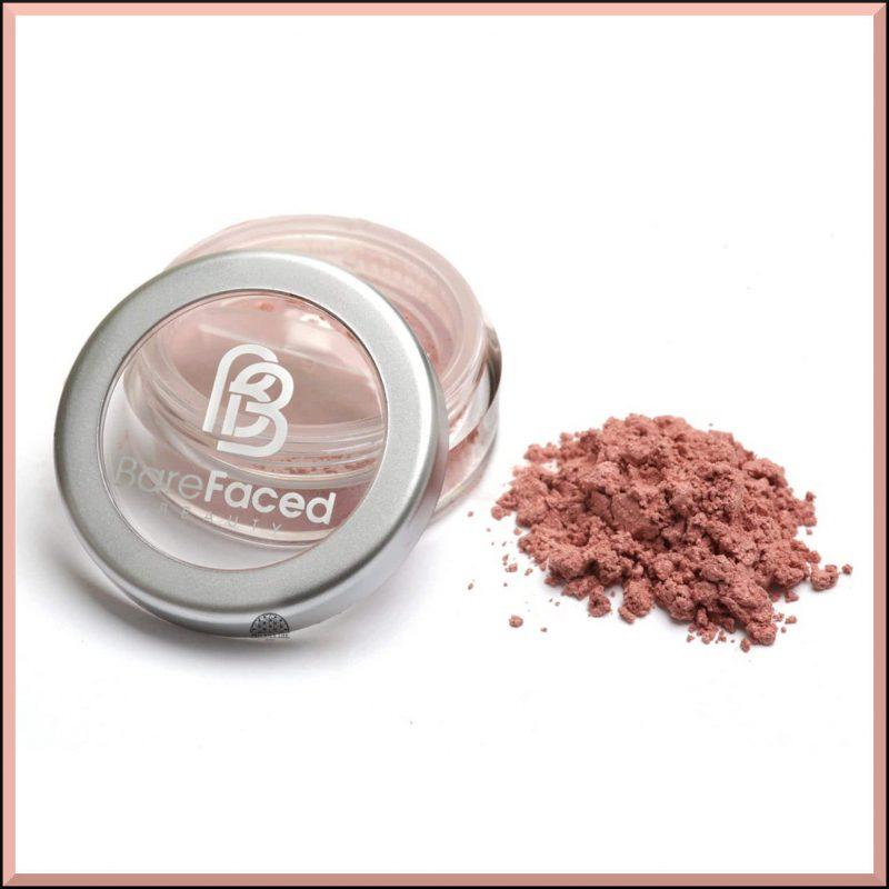 """Blush minéral """"Athena"""" 4gr - Barefaced Beauty"""