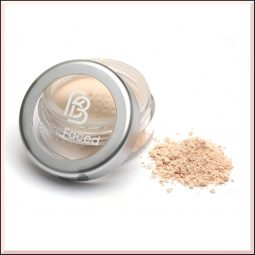 "Poudre de finition minérale ""English Rose"" 10gr - Barefaced Beauty"