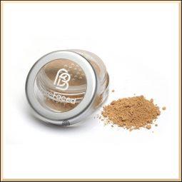 """Poudre de finition minérale """"Cinnamon"""" 10gr - Barefaced Beauty"""