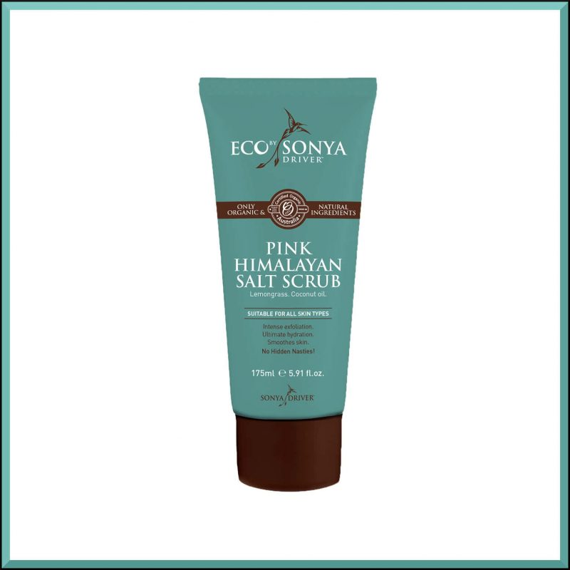 Gommage au sel rose d'Himalaya 175ml - Eco By Sonya