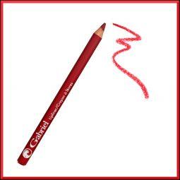 Crayon à lèvres vegan & naturel couleur Red