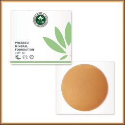 Fond de teint vegan & naturel couleur Tan 16gr