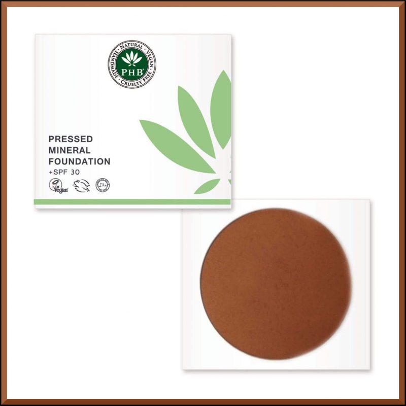 """Fond de teint """"Cocoa"""" 16gr - PHB Ethical Beauty"""