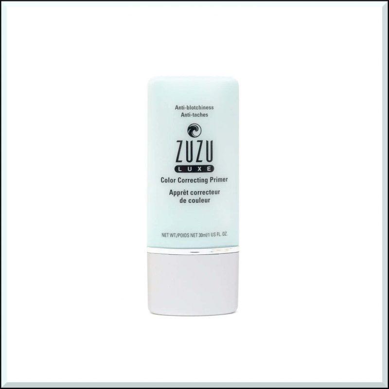 Base de teint vegan correctrice verte - Zuzu Luxe