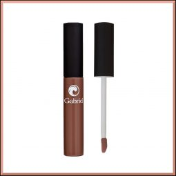 Gloss vegan & bio couleur Caramel