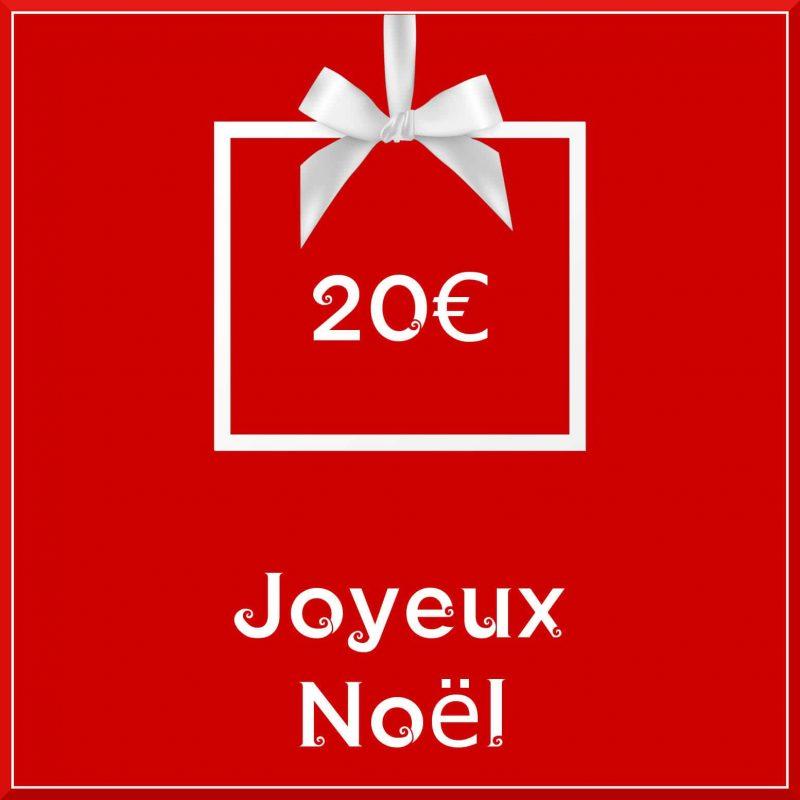 """Carte Cadeau vegan """"Joyeux Noël"""" - Precious Life"""