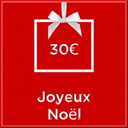"""Carte cadeau vegan """"Joyeux Noël"""" 30€ - Precious Life"""