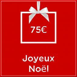 """Carte cadeau vegan """"Joyeux Noël"""" 75€ - Precious Life"""