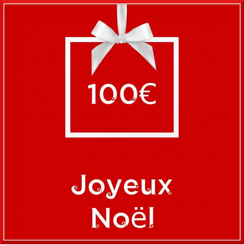 """Carte cadeau vegan """"Joyeux Noël"""" 100€ - Precious Life"""