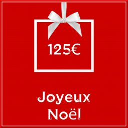 """Carte cadeau vegan """"Joyeux Noël"""" 125€ - Precious Life"""