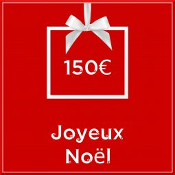 """Carte cadeau vegan """"Joyeux Noël"""" 150€ - Precious Life"""