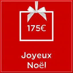 """Carte cadeau vegan """"Joyeux Noël"""" 175€ - Precious Life"""