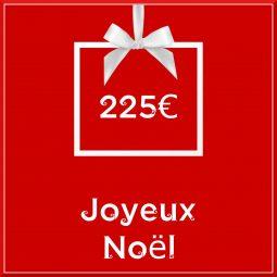 """Carte cadeau vegan """"Joyeux Noël"""" 225€ - Precious Life"""