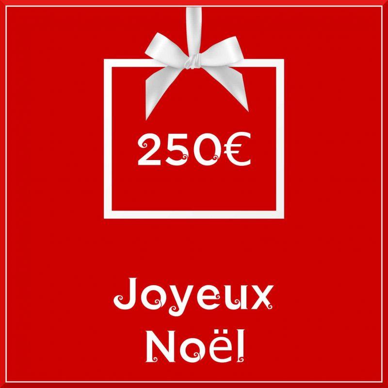 """Carte cadeau vegan """"Joyeux Noël"""" 250€ - Precious Life"""