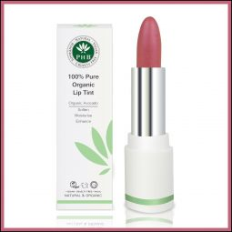 "Baume à lèvres teinté ""Raspberry"" 10gr - PHB Ethical Beauty"