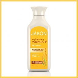 "Shampoing ""Vitamine E"" 473ml - Jason Natural"