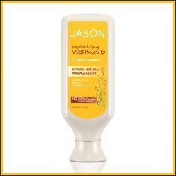 "Après shampoing vegan ""Vitamine E"" - Jason Natural"