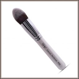 Pinceau contouring vegan couleur Pearlescent White