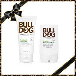 Coffret cadeau rasage peau mixte - Bulldog Natural Skincare