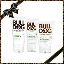 Coffret cadeau vegan soins visage homme - Bulldog Skincare